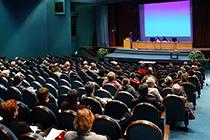 Colloque, conférence, réunion